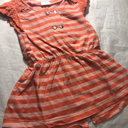 3-6 Month Striped Dress